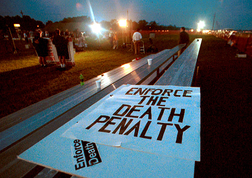 death penalty bryan bennek pros  1 having the death penalty gives closure to families who have suffered 2 it serves as another way to keep people from doing crime